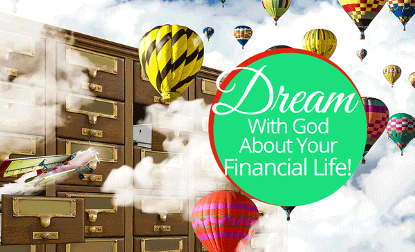 Dream with God About Your Financial Life | by Jamie Rohrbaugh | OverNotUnder.com