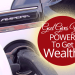 God Gives You POWER To Get Wealth!
