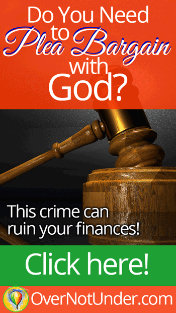 Do You Need to Plea Bargain with God? | by Jamie Rohrbaugh | FromHisPresence.com