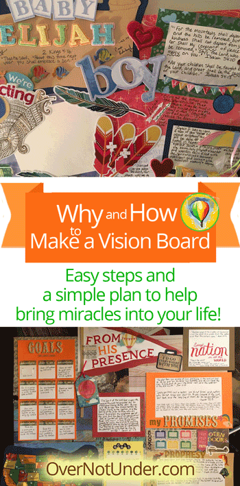 Why and How to Make a Vision Board | by Jamie Rohrbaugh | FromHisPresence.com