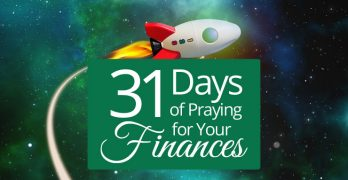 Day 19: Prayer for Wisdom in Your Finances